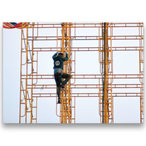 Peace Man, Sound Tower Postcard