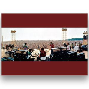 Joe Cocker's Band, Day One Postcard